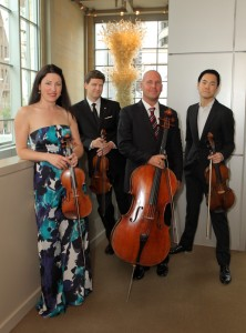 The Chamber Soloists of Detroit presents the Ehnes Quartet 2012 -2013 concert series