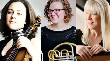 DSO all-Brahms Chamber Music Recital
