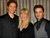 Erik Ásgeirsson, Pauline Martin, Timothy Braun
