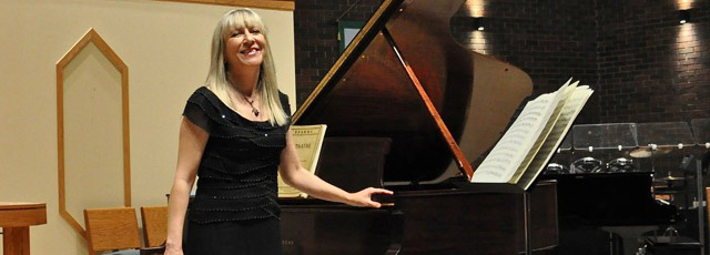 Pauline Martin, Artistic Director Chamber Soloists of Detroit