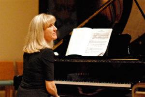 Pianist Pauline Martin is named Steinway Artist