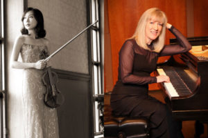 Chamber Soloists of Detroit present Yoonshin Song and Pauline Martin