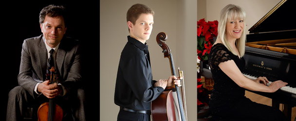 St. Mary's Concert Series of Port Huron is proud to present Chamber Soloists of Detroit