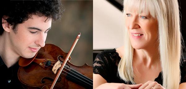 Itamar Zorman and Pauline Martin