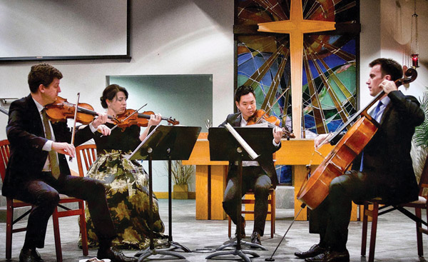 Ehnes String Quartet